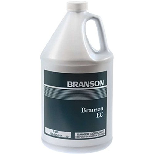 EC Electronic Solution,1 Gallon for Ultrasonic Cleaners 100-955-914-6768