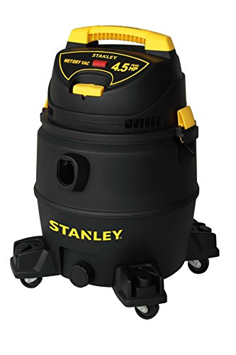 Stanley Wet/Dry Vacuum, 8 Gallon, 4.5 Horsepower by STANLEY