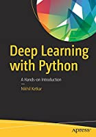 Deep Learning with Python: A Hands-on Introduction Front Cover