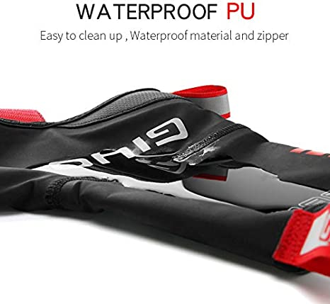 GIYO Bike Shoes Covers Cycling Overshoes,S-XXL Neoprene Waterproof and WinterProof for Men Women Road Mountain Bike Booties