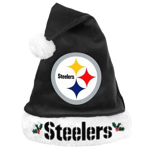 Steelers Christmas Hat