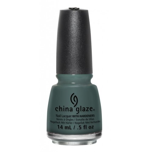 China Glaze The Great Outdoors Nail Lacquer, Take a Hike, 0.5 Fluid Ounce