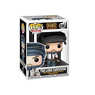 Funko Pop! Games: PUBG - The Lone Survivor: Toys & Games