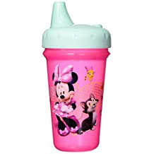 The First Years Disney Minnie Mouse Stackable Hard Spout Cup, Pink