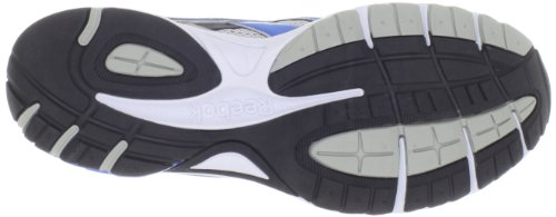 Reebok Mens Pheehan Running Shoe Silver/Grey/Sport Blue 7ngsm