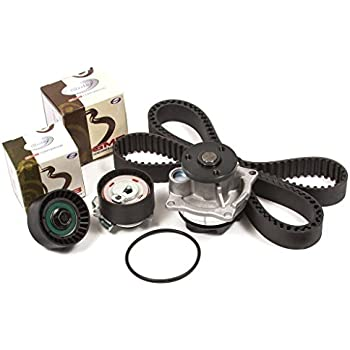 Evergreen TBK294BWPT 00-04 Mazda Tribute Ford Focus Escape 2.0 DOHC ZETEC Timing Belt Kit Water Pump