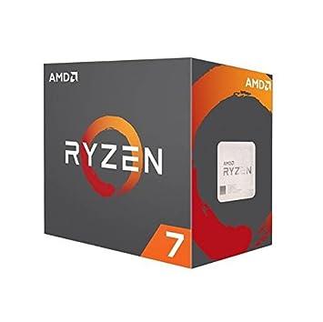 AMD RYZEN 7 1800X 8 Core 3.6 GHz AM4 95W