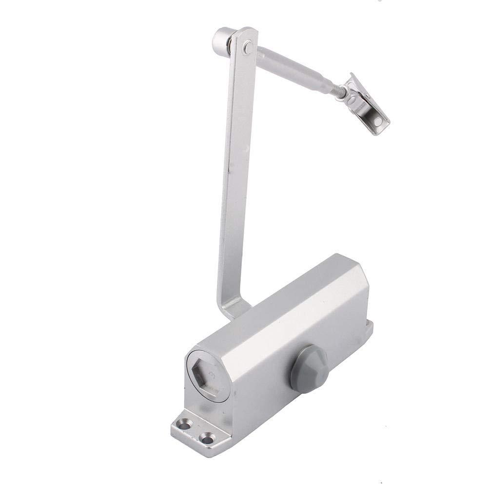 resorte de posicionamiento hidr/áulico para puerta de 600 a 1200 mm de ancho para uso dom/éstico o comercial Cierre de puerta superior