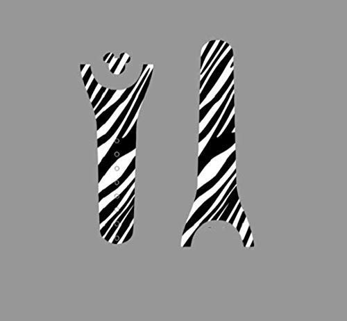 Vinyl Skin Decal Wrap Sticker Cover for the MagicBand 2 Magic Band Zebra Print Design ()
