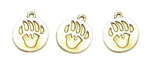 Grizzly Bear Charm - 2