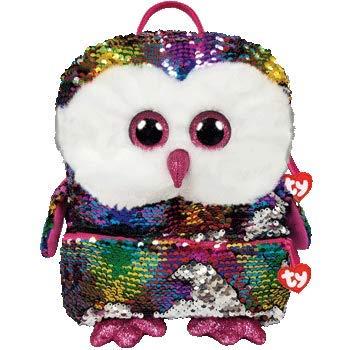 Amazon.com: Ty Fashion Owen - Mochila de lentejuelas: Toys ...