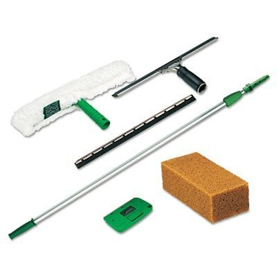 Unger UNGPWK0 Window Cleaning Kit