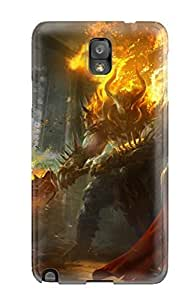 Fashion Protective Lords Of The Fallen Game Concept Case Cover For Galaxy Note 3