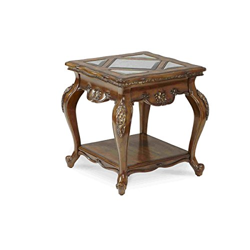 Occassional Sets (Lavelle Melange Occasional Table Living Room Furniture by Aico Amini (End Table))