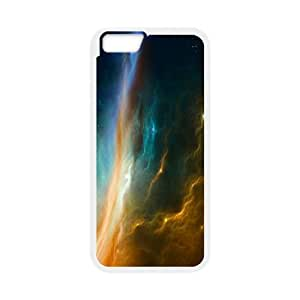 IPhone 6 Plus Cases Wonderful Galaxy, IPhone 6 Plus Cases Galaxy, [White]