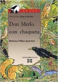 Don Merlo Con Chaqueta (Galician Edition): Helena Villar