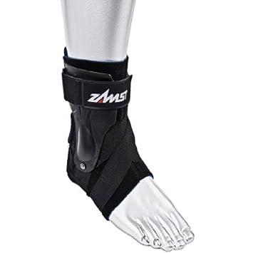 75ca91b188957 Zamst A1 Left Ankle Brace, Black, Medium, Braces & Supports - Amazon ...