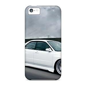 New Style CaroleSignorile Hard Cases Covers For Iphone 5c- Auto Subaru Subaru Impreza Sti 02 wangjiang maoyi