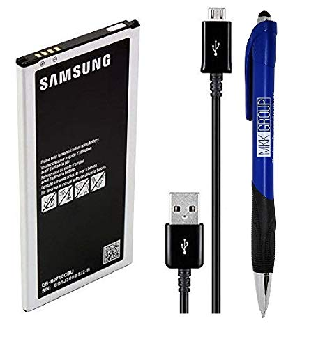 Official OEM Samsung EB-BJ710CBU Battery 3300mAh for Samsung Galaxy SM-J727,J7 Perx, J7 Sky Pro,J710 (2017 Model) with 3FT USB & Stylus Pen EB-BJ710CBU Battery Kit