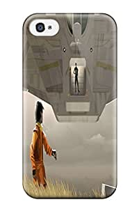 Hot Style BeuIYdK6836lXnzd Protective Case Cover For Iphone4/4s(star Wars Rebels)