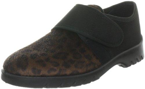 31 Zapatos 314 Negro Florett para mujer de Waltraut tela 5q4nnvaT