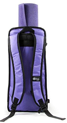 86d13fb036 MERU Yoga Sling Backpack – Waterproof Crossbody Bag – Gym Travel ...