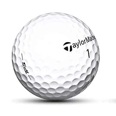 Taylormade TP5 50-Pack Used Golf Balls - AAAA/Near Mint Condition