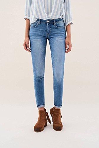 Di Azzuro Jeans Skinny Colore Salsa Colette Medio qYw800t
