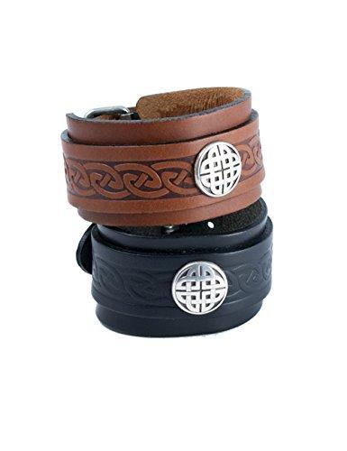 Biddy Murphy Jewelry Lee River Leather Men
