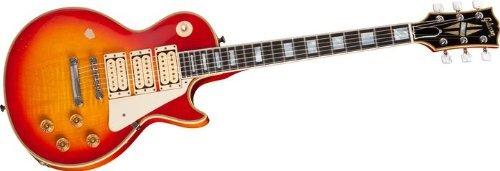 GIBSON CUSTOM Ace Frehley `Budokan`1974 Les Paul Custom Aged/Signed 50本限定