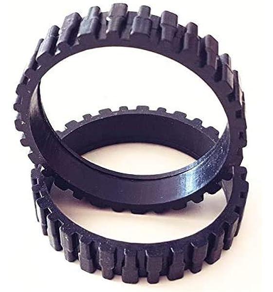 EPIEZA Neumáticos Ruedas para CECOTEC Conga 990, 990 Excellence. y ECOVACS N79, N79S: Amazon.es: Hogar
