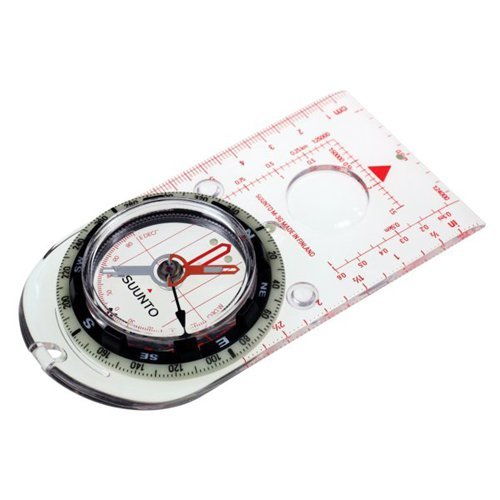 Suunto M-3 G Compass For Globetrotters, One Size, Global Metric ()