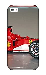 Diycase Awesome Ferrari Photo F1 Flip case cover With qDyZvuXEQOE Fashion Design For Iphone 4s