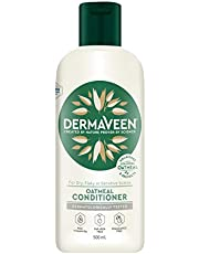DermaVeen Daily Nourish Oatmeal Shampoo and Conditioner