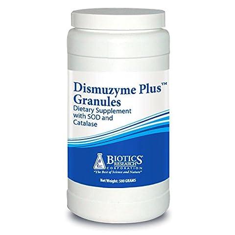 Biotics Research Dismuzyme Plus Granules, 500g (Dismuzyme Plus Granules)