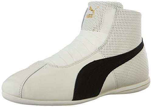 Cross White Whisper Puma trainer Scarpe black Mid Eskiva qETgwS6