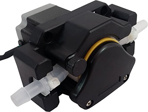 Peristaltic Metering Pump with Stepper Motor 0-2200mL/min 12-36V 1.5A