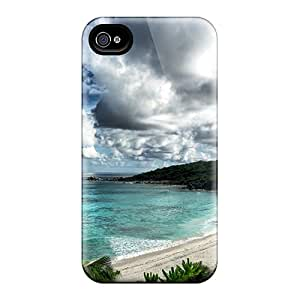 Hot JEV9279bYHw Cases Covers Protector For Iphone 6- Beach907