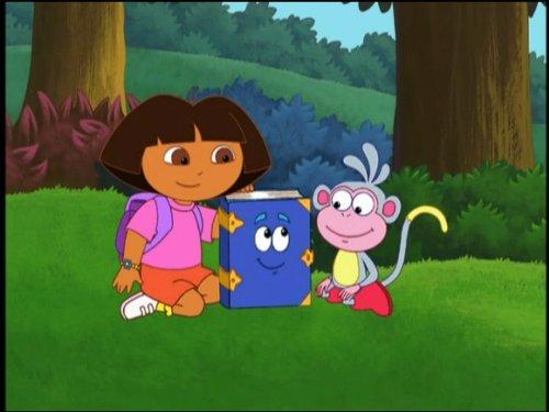 Por Favor! (Cute Dora)