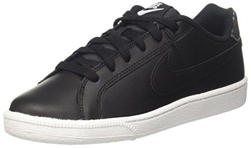 Sneaker Court metallic Donna Royale Silver 003 black Nike Nero qUzdExfwU7