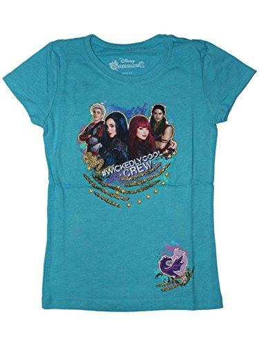 Disney Descendants Wickedly Cool Girls Shirt 6-16 (S)