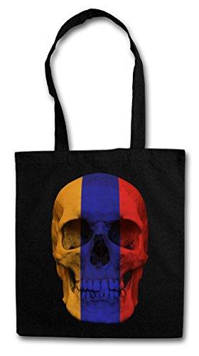 Banner Bannière De Skull Courses Cotong Flag Crâne Drapeau Réutilisable arménie Backwoods Armenia Classic Pochette En Sac Urban Fahne Armenien wqO8faW