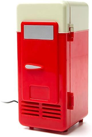 Satzuma UMF100 - Nevera con USB, Color Rojo: Amazon.es: Informática