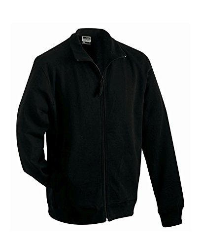 Sweat Classica Black French Jacket Giacca Terry In az7fWxqp