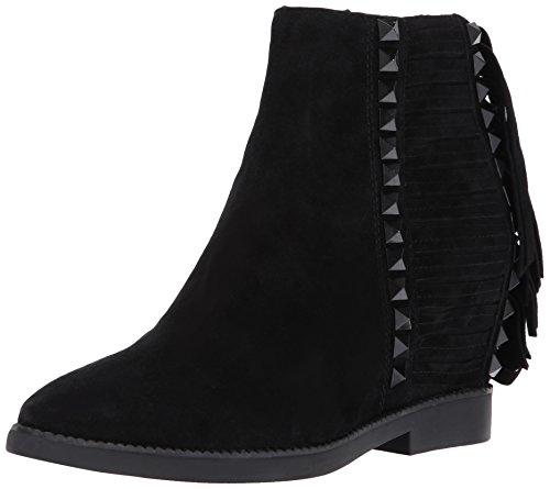 Ash Women's AS-Glory Fashion Boot, Black, 37 M EU (7 US)