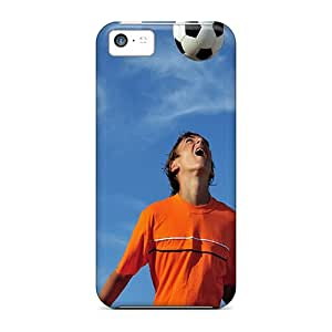 High-end Case Cover Protector For Iphone 5c(football Widescreen Wallpaper 46)