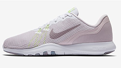 de Trainer 7 Femme Nike Fitness Damen Trainingsschuh Chaussures Rose Elemental 104 White Flex Blanc CxwqFtY