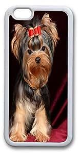 Custom Iphone 6 Plus Case,The dog show Iphone 6 Plus Cases,TPU White Iphone 6 Plus(4.7) Cases