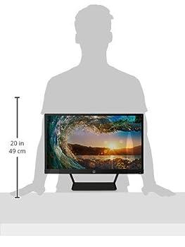 Hp Pavilion 21.5-inch Ips Led Hdmi Vga Monitor 5