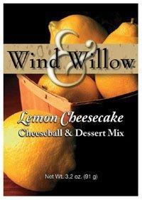 Cheesecake Cheeseball - Wind & Willow Lemon Cheesecake Cheeseball & Dessert Mix by Wind & Willow